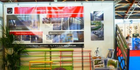 G2H29 était au salon de la sous-traitance et de l'industrie à Nantes