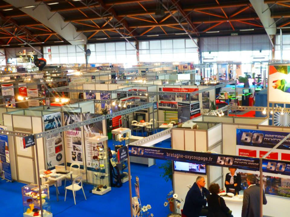 Salon de la sous traitance et de l 39 industrie nantes for Salon paris mars 2017