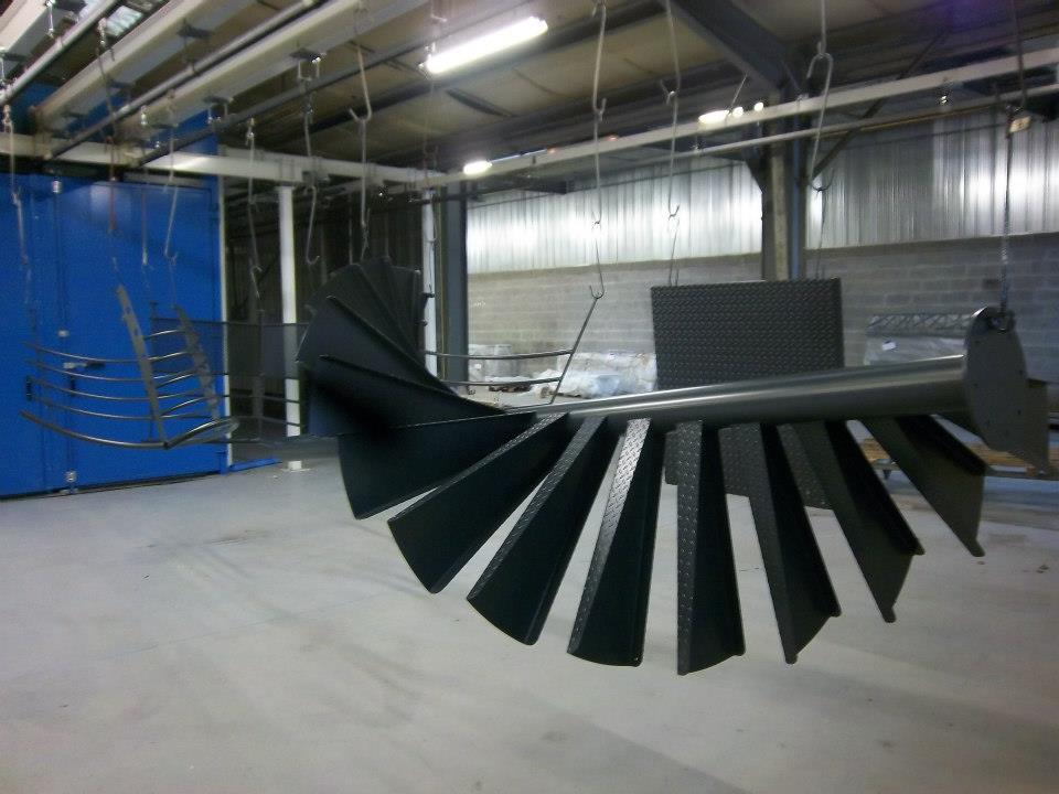 Escalier h lico dal design g2h29 - Escalier helicoidal design ...